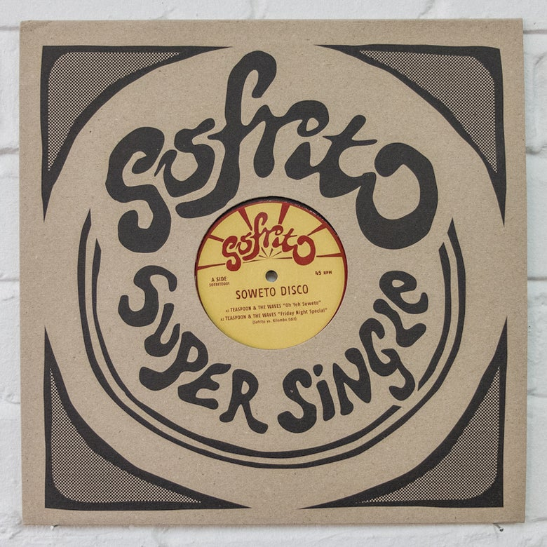 Image of Super Single // Soweto Disco EP
