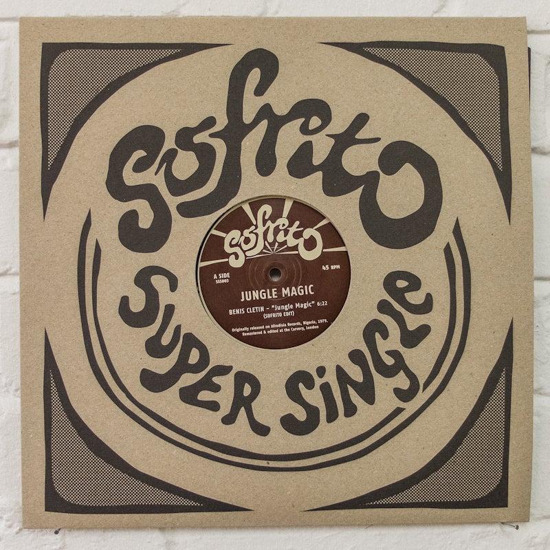 Image of Super Single // Jungle Magic EP