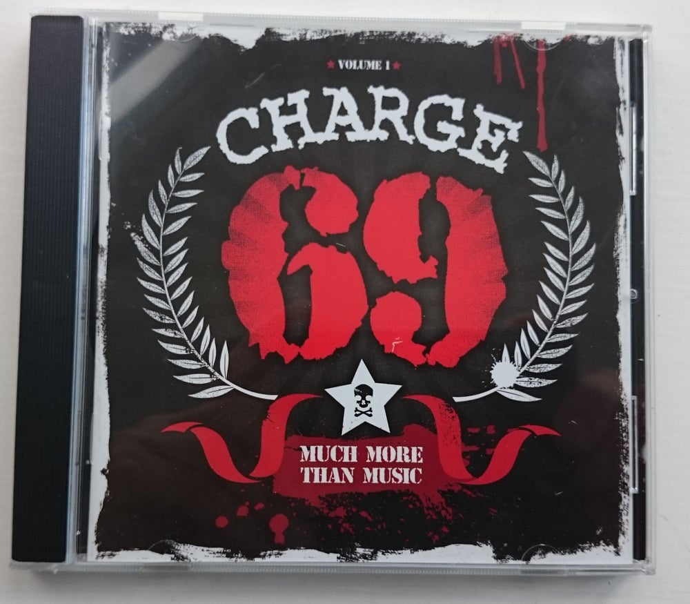 Image of T&M 020 - Charge 69 - Much More Than Music - Volume 1 - CD