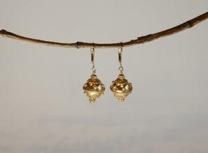 Image of Gold Vermeil Earrings