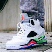 """Image of AJ5 """"POSION GREEN"""" (GS SIZES)"""
