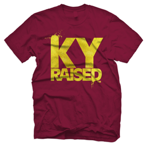 Image of KY Raised in Maroon & Gold