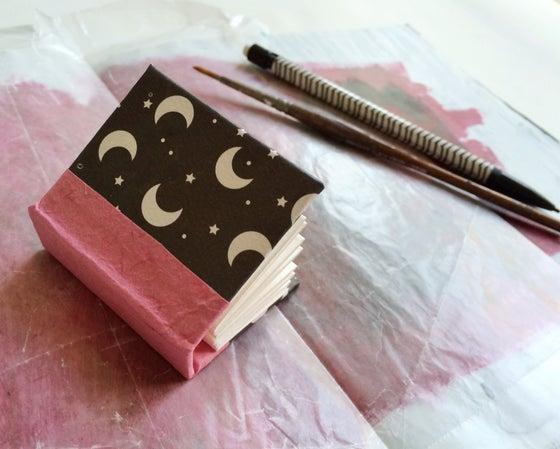 Image of blank mini journal // cordelia