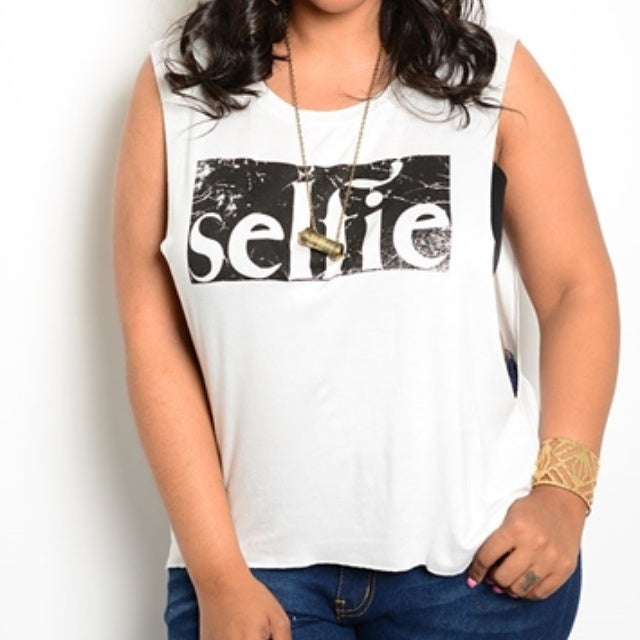 Image of Selfie shirt