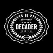 DECADER - 10th Anniversary Poster Set