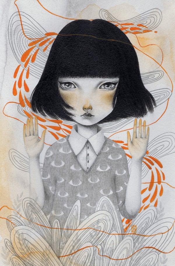 Image of Parallel Fine Art Print by Siames Escalante