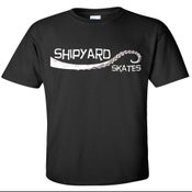 "Image of Shipyard Skates ""Tentacle Tee"" shirt"