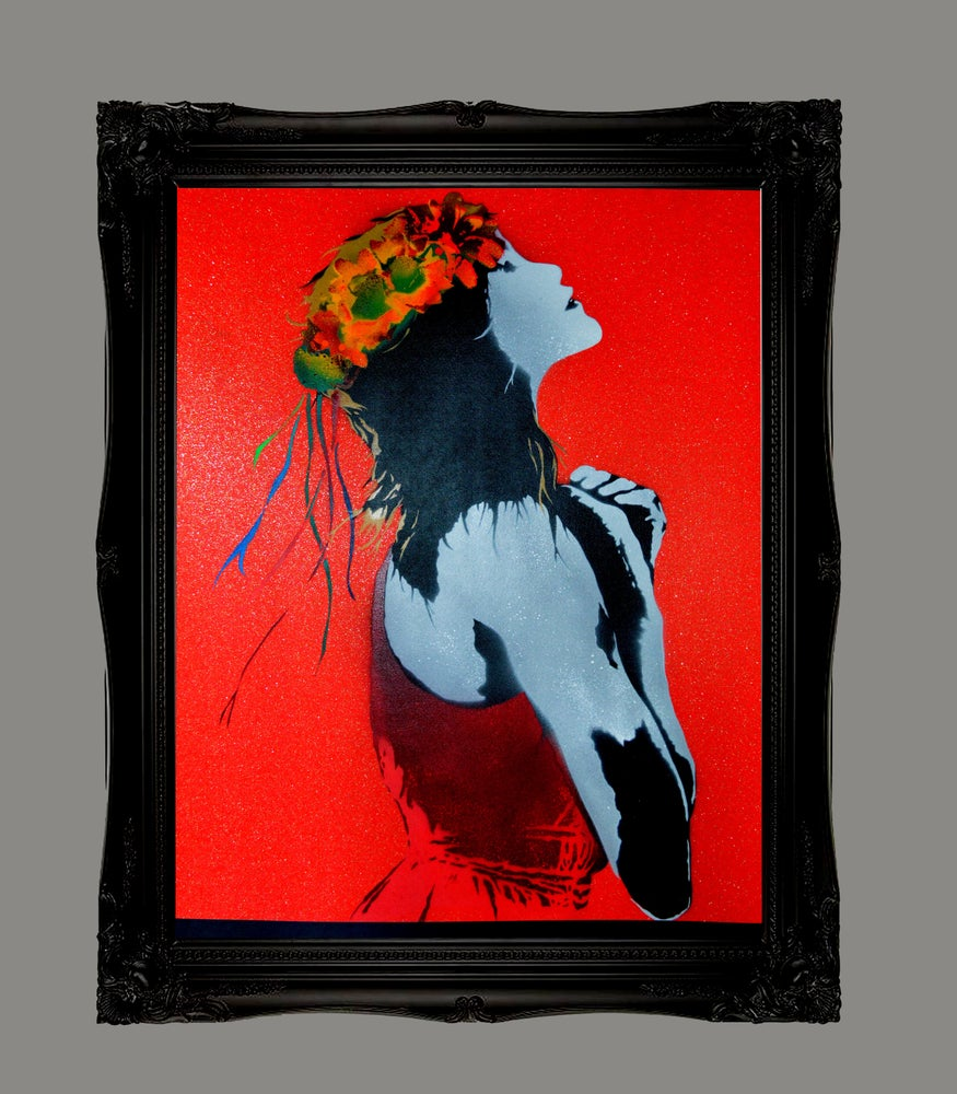 "Image of ""Bohemian Spirit"" - Red"