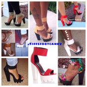 Image of VARIETY- Show Stopping CHUNKY PLATFORM HEELS