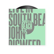 Image of John Digweed Live in South Beach Vinyl 2 Pre-order