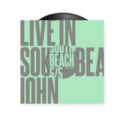 Image of John Digweed Live in South Beach Vinyl 4 Pre-order