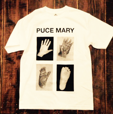 Image of LUST FOR YOUTH/POSH ISOLATION/PUCE MARY SHIRTS