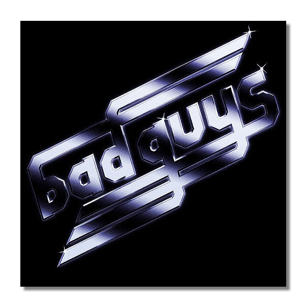 Image of BAD GUYS - BAD GUYS Vinyl LP