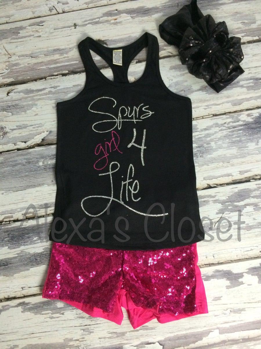 Image of Team girl 4 Life Shirt