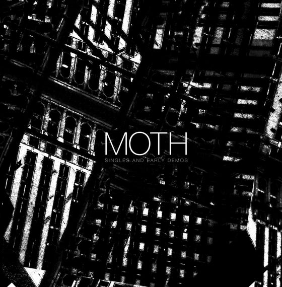 Image of MOTH - Singles and Early Demos 12""