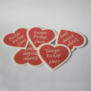 Image of Heart Sticker