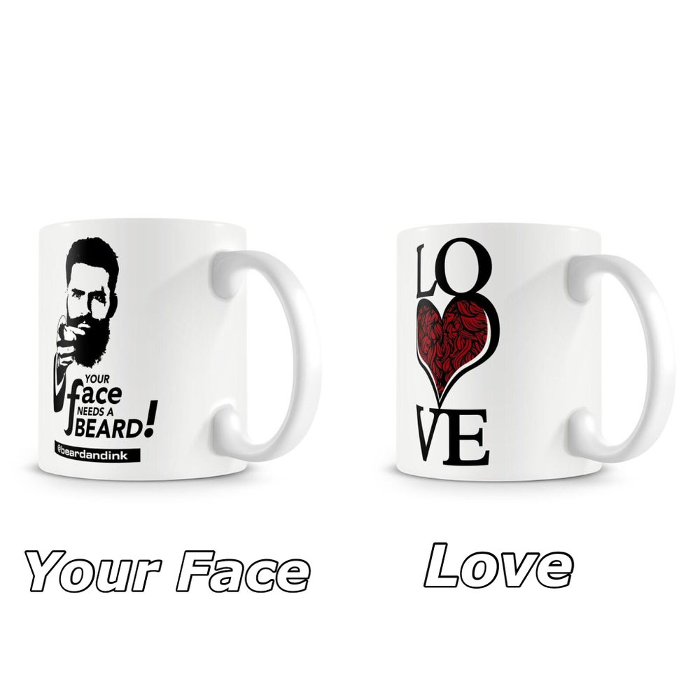 Image of Beard and Ink Mugs