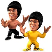 Image of Bruce Lee 5-Inch Set of 2 Collection Figures