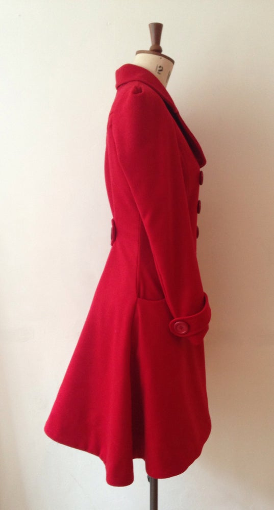 Little Red Riding Coat / TottyRocks
