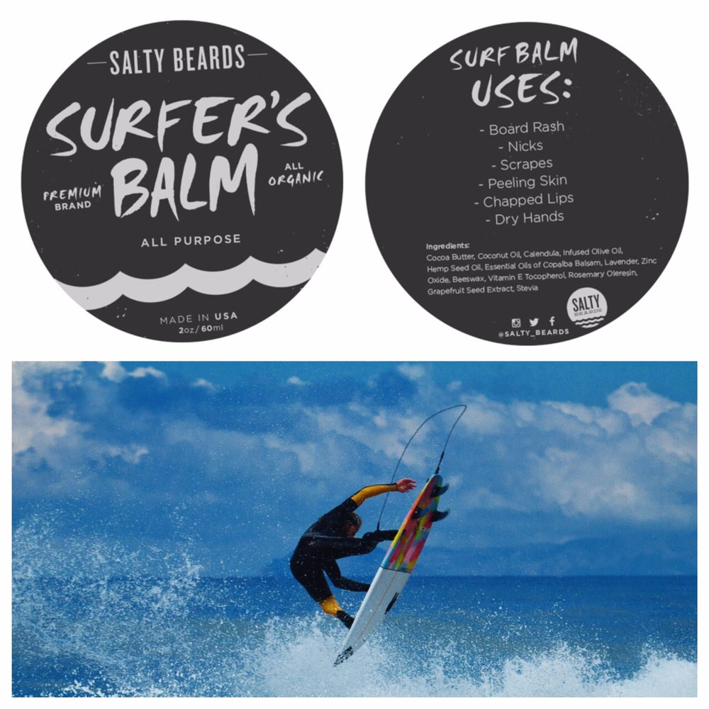 Image of Surfers All Purpose Organic Balm (Lip & Body)