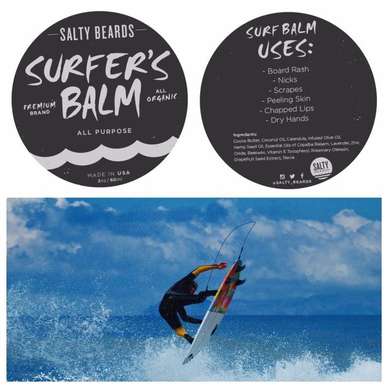 Image of Surfers All Purpose Organic Balm (Lip & Body)