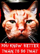 Image of Ming Ming - You Know Better Sticker