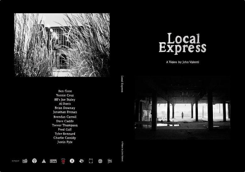 Image of Local Express - DVD
