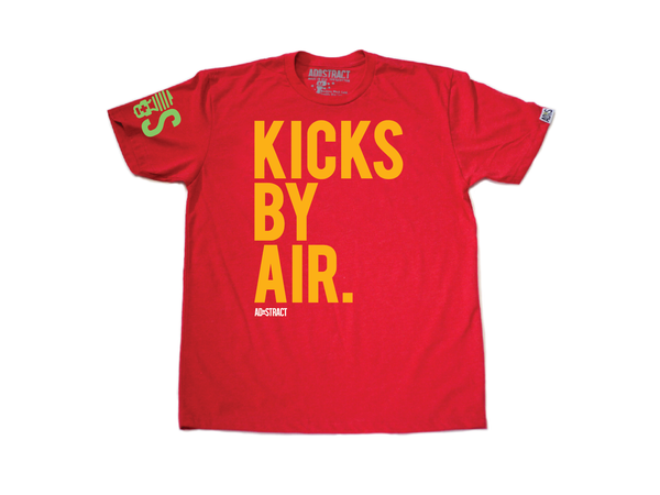 "Image of KICKS BY AIR ""HARE"" TSHIRT"