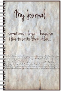 Image of The Forgetful Journal