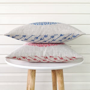 Image of Freckle and Arrowlovers Cushion Cover