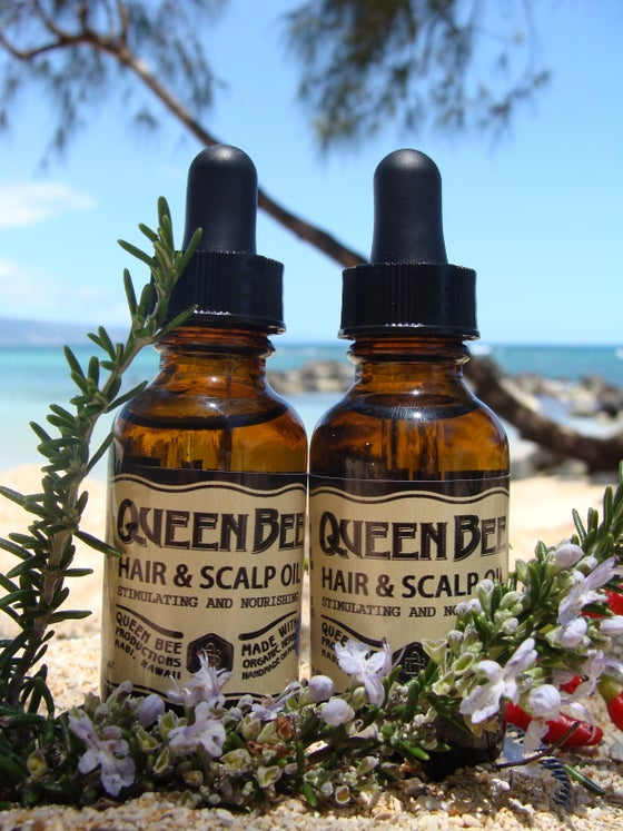 Image of Hair & Scalp Oil