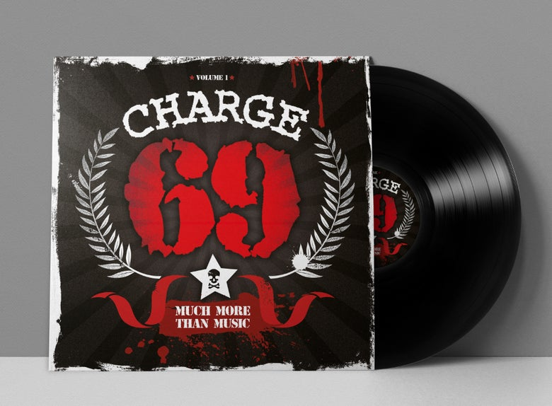 "Image of LP , Charge 69 ""Much More Than Music"""