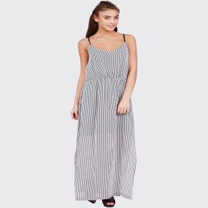 Image of Minimum Maite Striped Maxi Dress