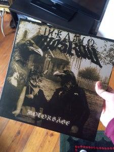 """Image of Inkasso Moskau - Motorsäge black 12"""" Vinyl"""