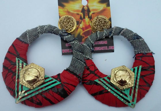 Image of Aztec Doorknockers
