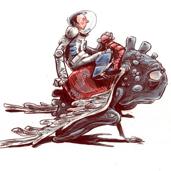 Image of CreatureRider 2