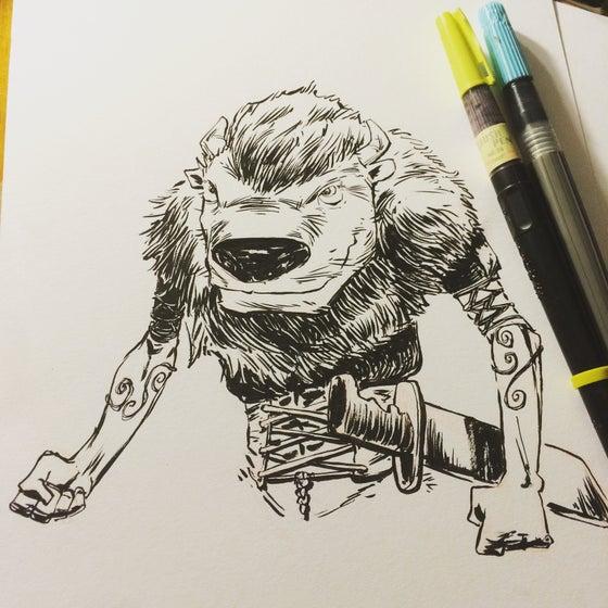 Image of Buffalotaur