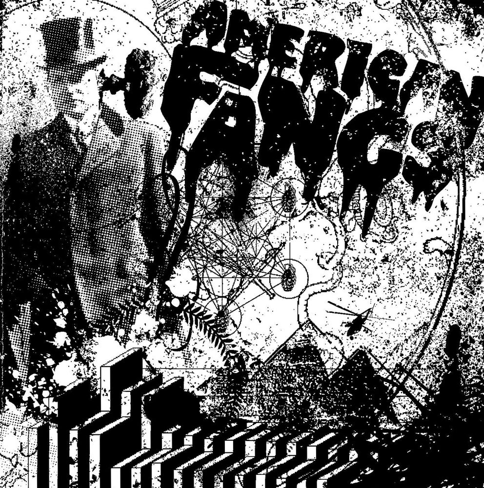 Image of AMERICAN FANGS - Self Titled - EP - 2009