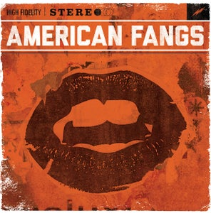 Image of AMERICAN FANGS - Self Titled - LP - 2013