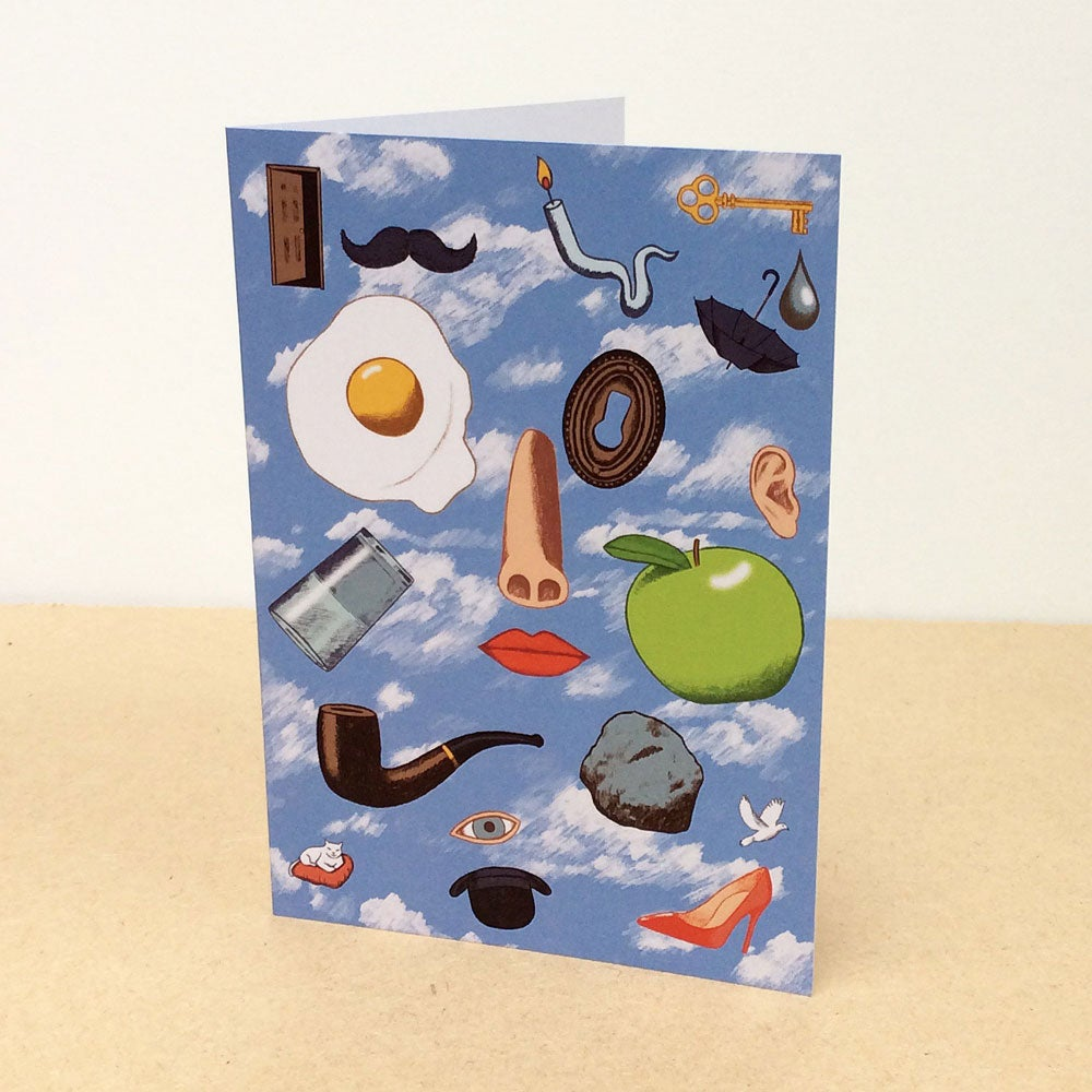Image of Sky Mix Greetings Card