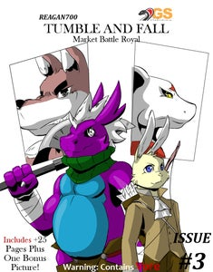 Image of Tumble & Fall Issue 3