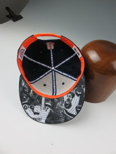 Image of Moments Collection Flat Brim Snapback-#1 in a series 7:11 of OT