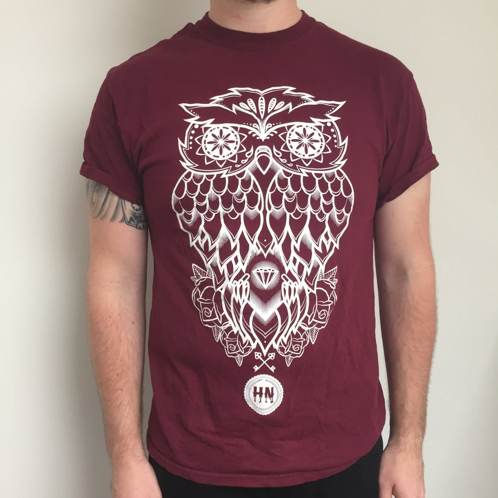 Image of The Night Watchman - Unisex T-Shirt
