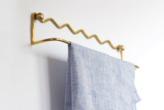Image of TOWEL RACK