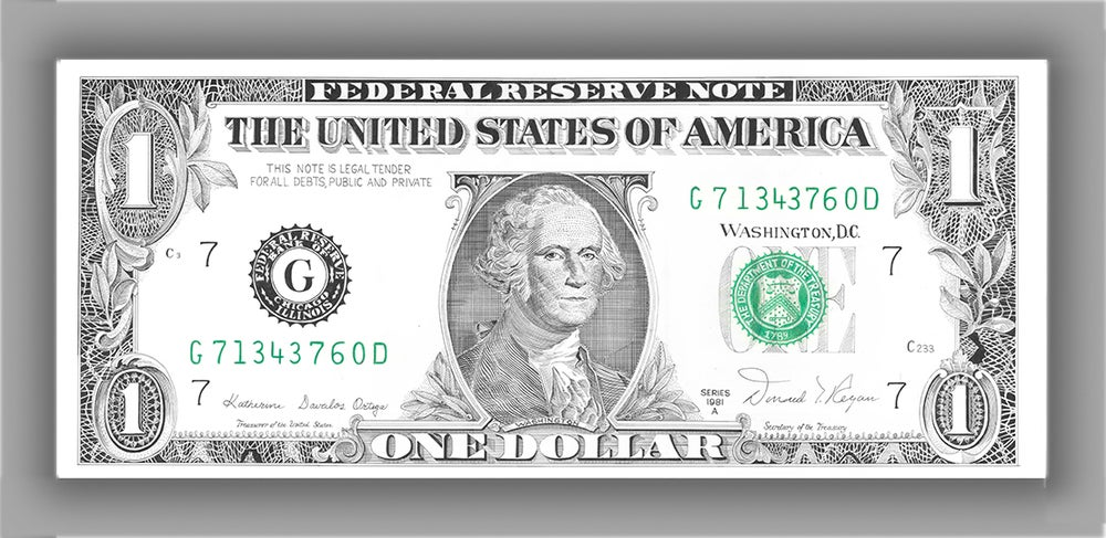 "Image of ""The Dollar"" - Limited Edition Print"