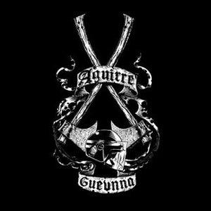 Image of Aguirre / Guevnna Split CD