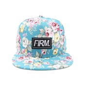 Image of TFHH FIRM BLOCK FLORAL (Powder Blue) EXCLUSIVE