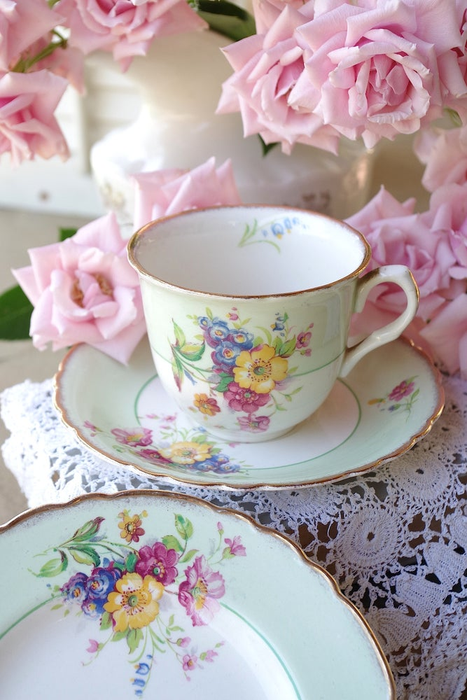 Image of Royal Staffordshire Tea Cup
