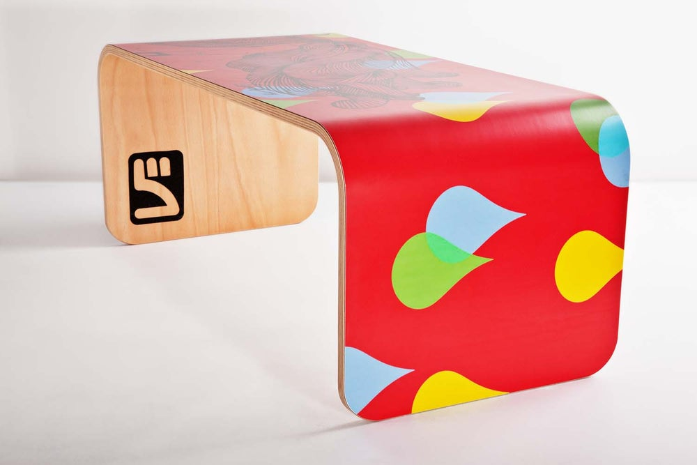 Image of ILLUSKATE TABLE (SIX DESIGNS AVAILABLE)