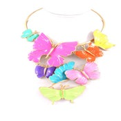 Image of Cluster of Butterflies Choker PRE ORDER SHIPS 5/28